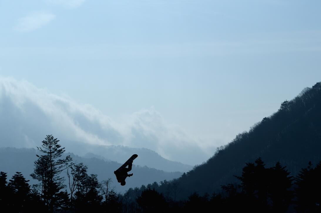 Postales del snowboarding en Pyeongchang 2018 gettyimages-923554578.jpg