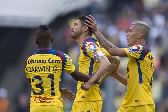 En fotos: ¡Detengan el vuelo! América y Pachuca empatan con gol de últim...