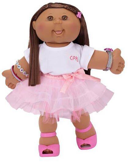 Cabbage Patch.  Las adorables muñecas Cabagge Patch encantarán a cualqui...