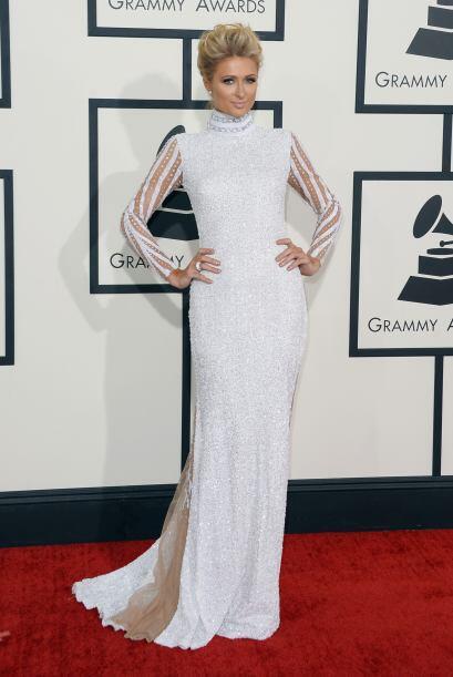 Creíamos que Paris Hilton había querido ser una de las bien portada de l...