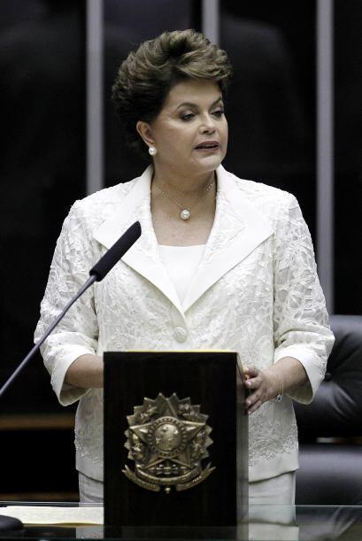 Dilma Rousseff, una economista que militó en un movimiento guerrillero e...