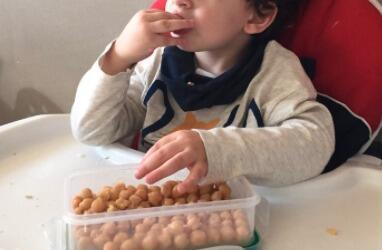 La nutricionista María Merina recibió fuertes insultos en...