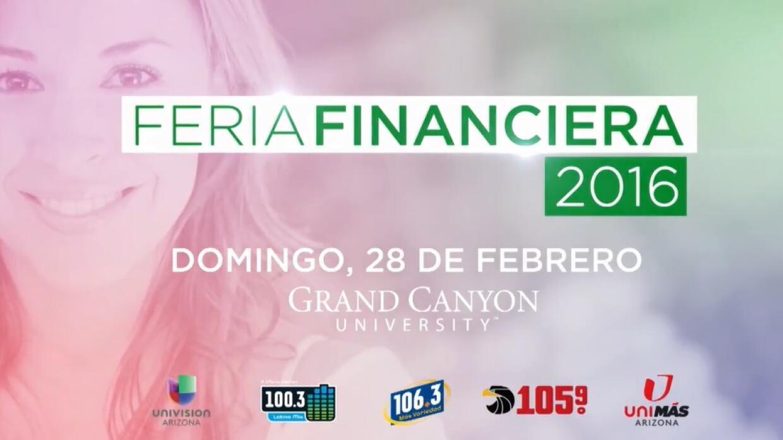 Univision Arizona te invita a la Feria Financiera 2016 feria%20financier...