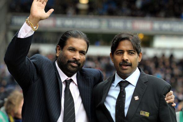 Los hermanos Balaji Rao y Venkatesh Rao, de origen indio y nuevos propie...