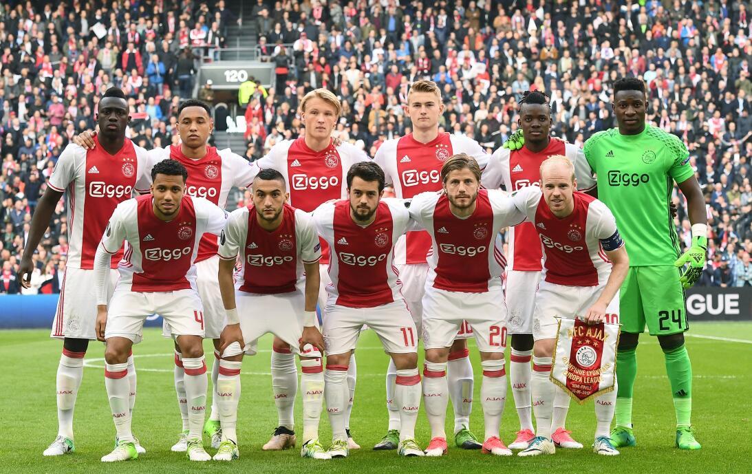 Estos 12 adolescentes revivieron al mítico Ajax campeón de Europa GettyI...
