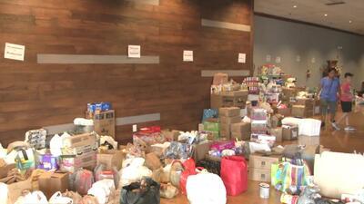 Iglesia Jesucristo es mi Refugio de Dallas se convierte en centro de donaciones para afectados del terremoto en México