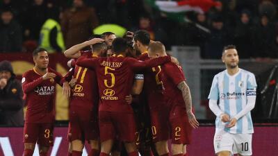 Definidos los Cuartos de Final de la Copa de Italia