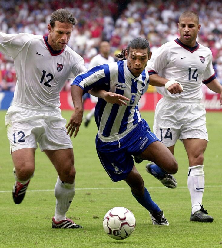 Milton Reyes - Defensa