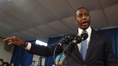"""Trump """"es un peligro a sí mismo y a nosotros"""", dice Andrew Gillum candidato a gobernador en Florida"""