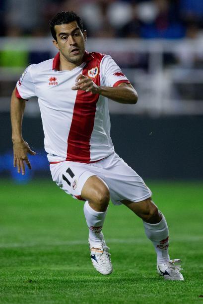 Nery Castillo: No cabe duda que la suerte le sonríe a este delantero mex...