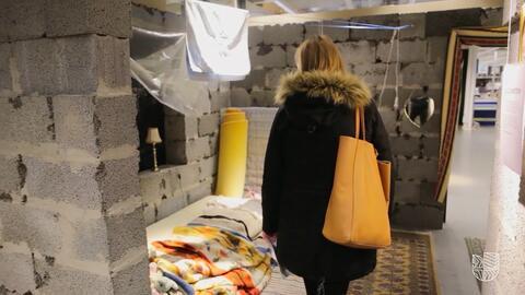 IKEA recrea un hogar de Siria en su tienda para recordarnos lo afortunad...