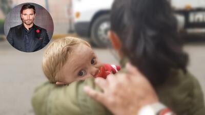 Sigue firme: Julián Gil una vez más falta a convivencia con el pequeño Matías