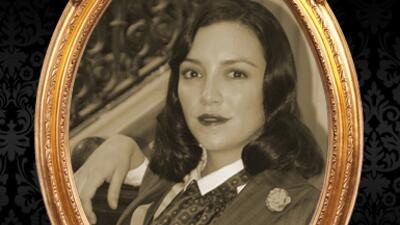Regina Blandón es Matilde Salaberri
