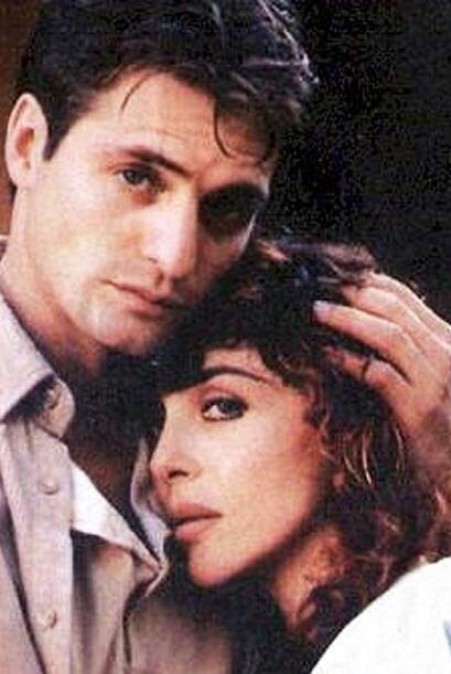 """Verónica Castro y Juan Soler supieron lo que es amar en un """"Pueblo Chico..."""