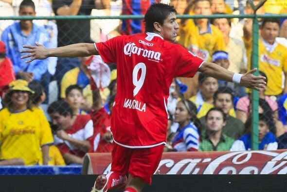 El chileno Hector Mancilla tuvo dos Torneos impecables. En el Clausura 2...