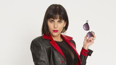María Fernanda Yepes es Zulima 'La Bruja'