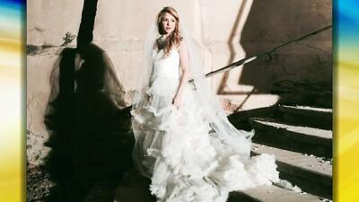 ¿Qué hace Shakira vestida de novia?