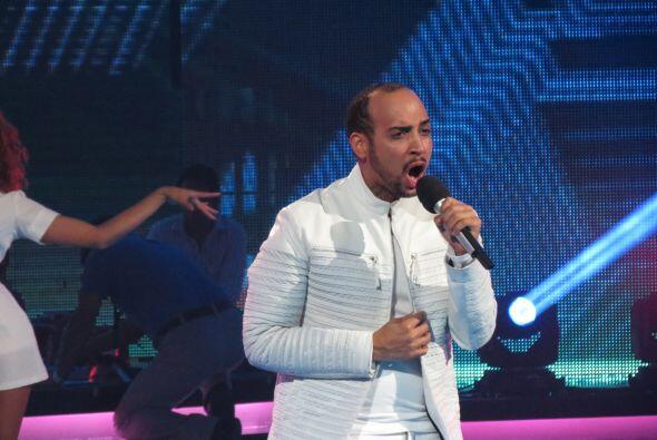 José Palacio quiere recuperar el tiempo perdido al no cantar en varias g...