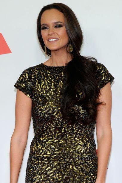 Shaila Dúrcal en noviembre de 2011. Mira aquí más videos de Chismes.