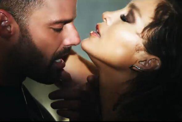 Wisin, JLo y Ricky Martin nos sedujeron con sus movimientos en el video...
