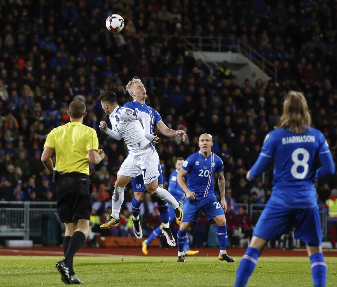 Islandia le ganó a Kosovo y se convirtió en el primer debutante en Rusia...