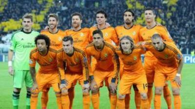 Los jugadores madridistas dieron sus preferencias para la elección del F...