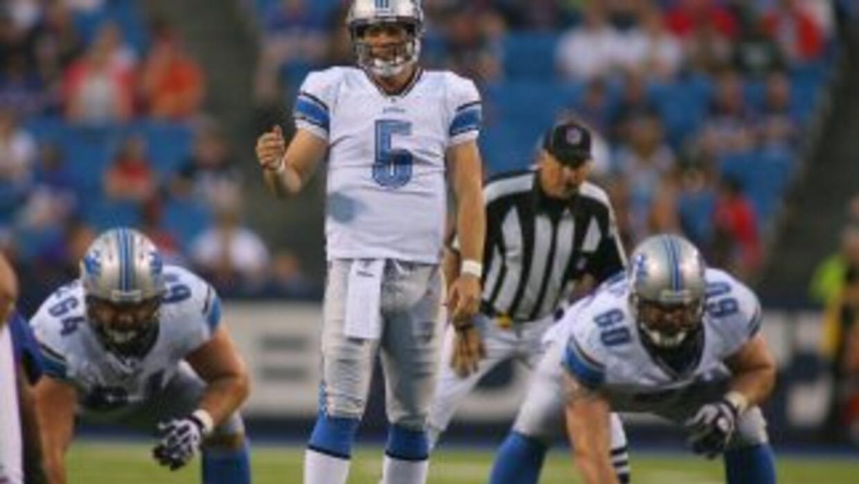 Drew Stanton estuvo en los Colts en el 2012.