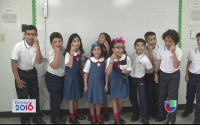 Las elecciones en Puerto Rico desde el punto de vista de nuestros niños