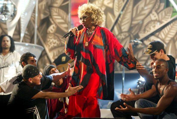¡Azúcar! Celia Cruz le puso ritmo a la primera entrega de los Latin GRAMMY.