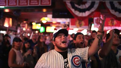 ¡Se hizo historia! Los Cubs ganan el Clásico de Otoño después de 108 años
