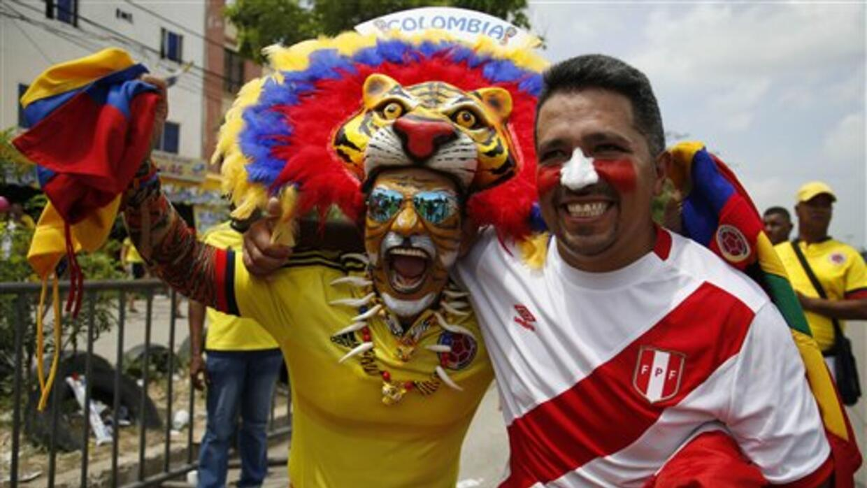 PeruColombia