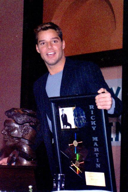 Ricky Martin cumple 46 años en ésta navidad
