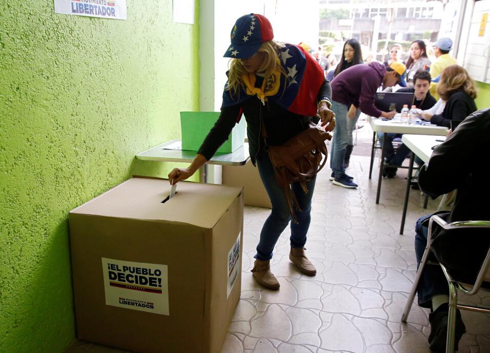 Voto México