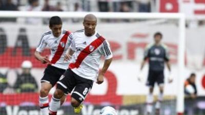 River Plate perdió por 0-1 ante Gimnasia en su visita a La Plata, en la...