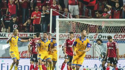Tijuana 1-2 Tigres:  TUCAnazo en Tijuana, Tigres se impone a Xolos