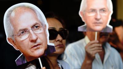 Fiscalía de Venezuela pide 16 años de prisión para alcalde opositor lede...