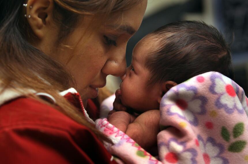 En fotos: la mayoría de los recién nacidos de madres con zika en EEUU no...