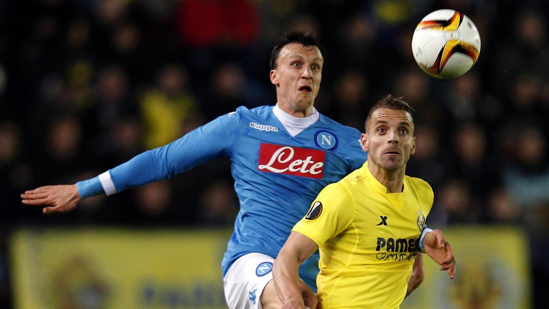 Villarreal se impone al Napoli por la mínima