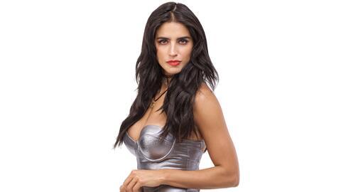 Bárbara de Regil es 'Rosario Tijeras'.