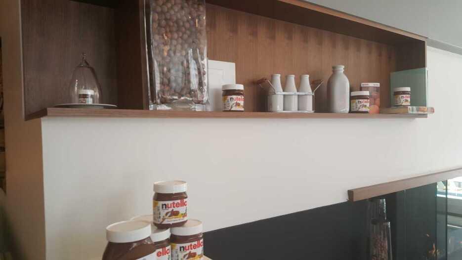 Abren la primera cafetería de Nutella en Chicago