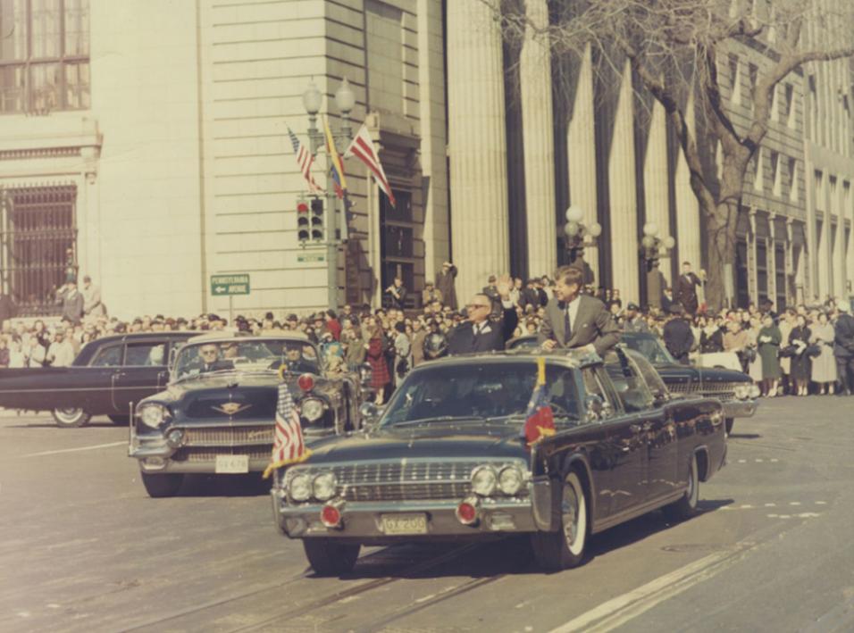 Donald Trump inaugurará una nueva limusina presidencial 1.png