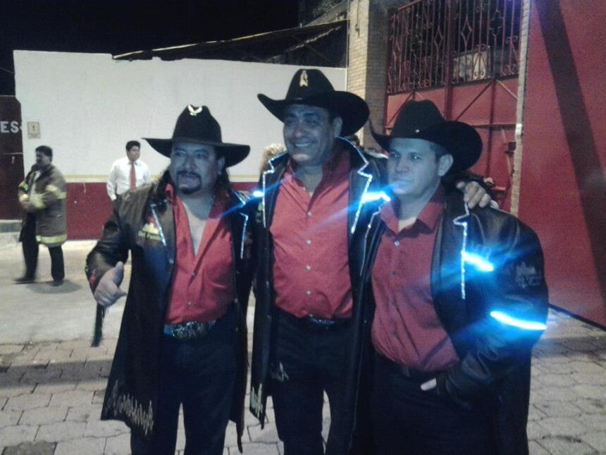Los exintegrantes de La Banda Machos salvan su vida de milagro bandamach...