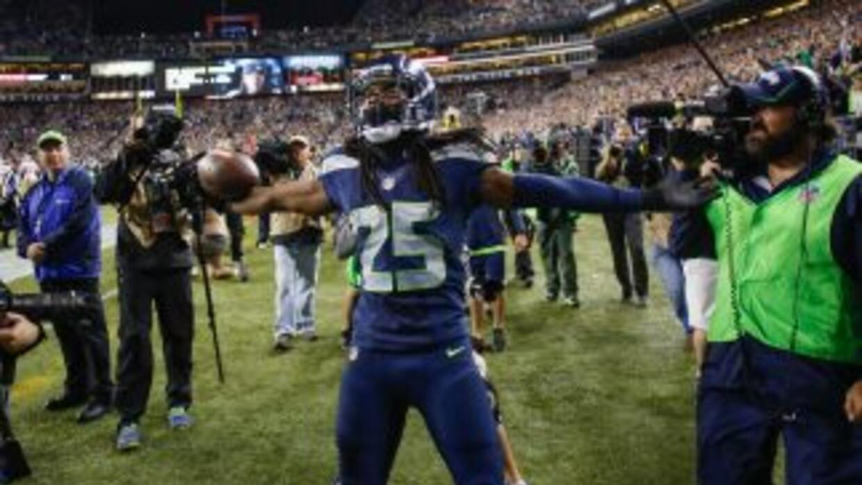 El esquinero de Seattle contuvo bien a la estrella de los 49ers, Anquan...