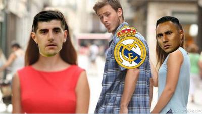 Memelogía | La llegada de Thibaut Courtois a Real Madrid desata burlas en las redes