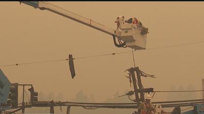PG&E anuncia plan de seguridad y prevención de incendios