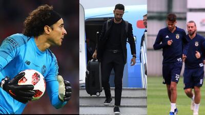 ¡Mexicanos a escena en la Europa League! Ochoa, Layún y Reyes a la cancha