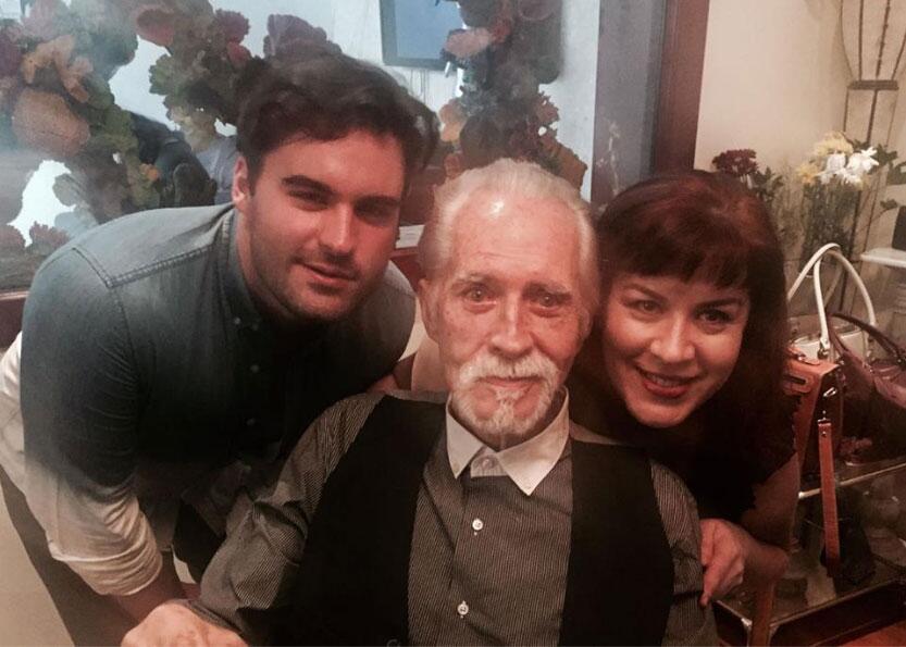 Rogelio Guerra cumpleaños 2016