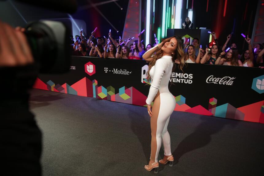 Clarissa Molina channeled her inner JLo