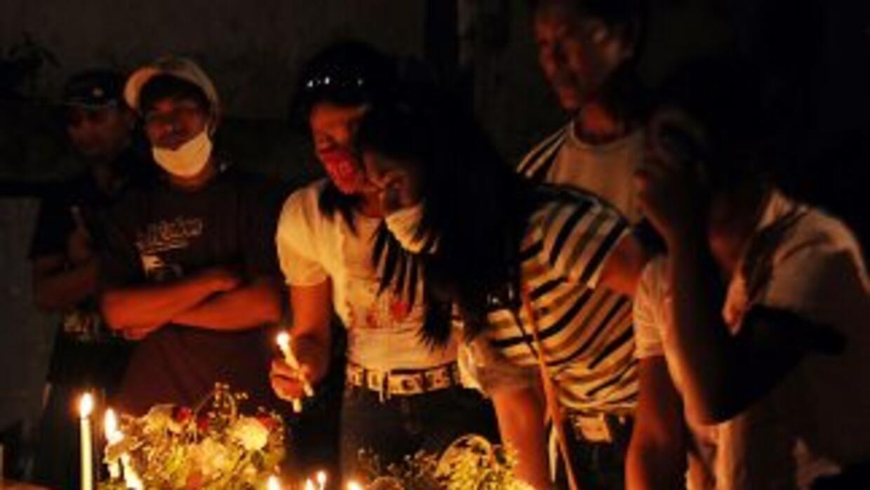 El gobierno de Filipinas declaró estado de calamidad tras mortal tormenta.