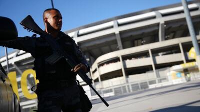La Policía Federal de Brasil detiene al vicepresidente del Flamengo